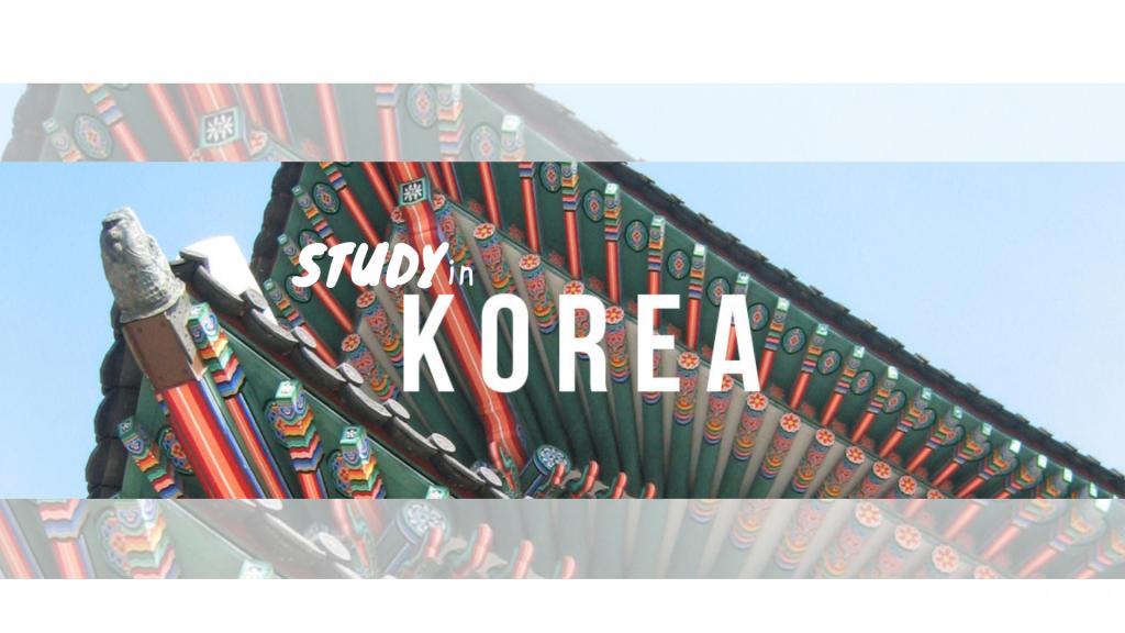 Cơ hội luôn rộng mở để đi du học Hàn Quốc