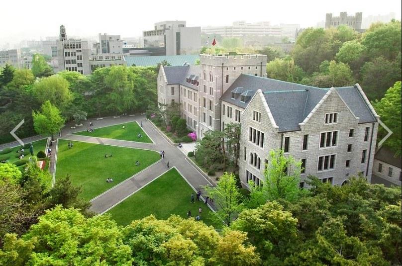 Kết quả hình ảnh cho đại học korea