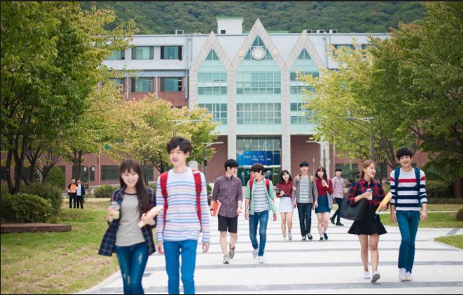 Du học Hàn Quốc trường đại học quốc gia Kusan