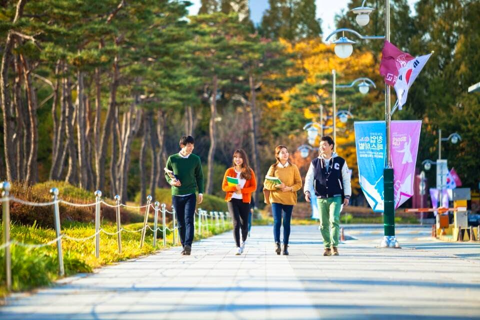 Du học Hàn Quốc trường đại học Sungkonghoe