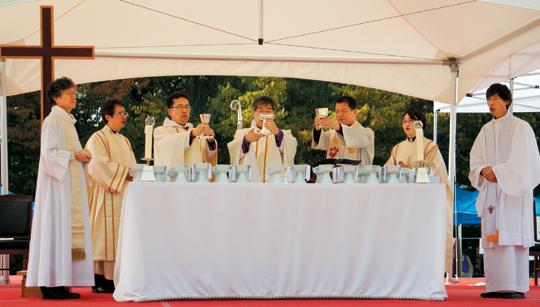 Ngôi trường cộng đồng thần giáo tại Hàn Quốc