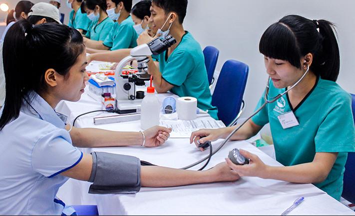 Điều kiện về sức khỏe là yêu cầu quan trọng của XKLĐ Hàn Quốc