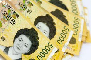 50000 won han quoc