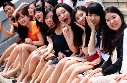 Nữ Sinh học trường Đại học Nữ Sinh Seoul