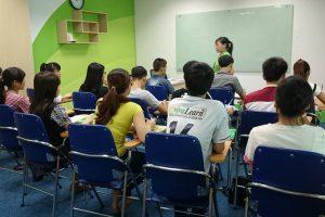 các khoá học tiếng hàn