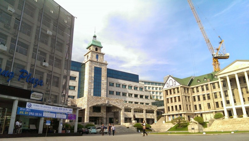 Trường đại học Hanyang  có thế mạnh đâò tạo những ngành kĩ thuật