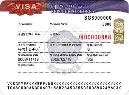 Visa D4-6