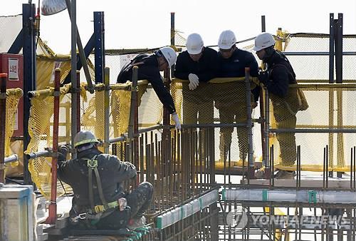 Xuất khầu lao động Hàn Quốc ngành xây dựng