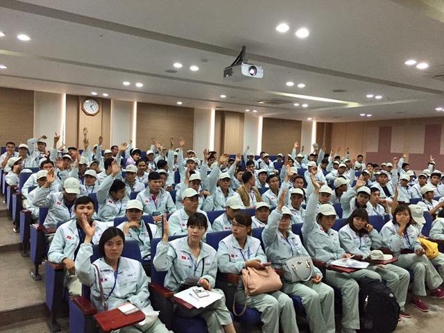 Gần 1000 lao động Việt Nam sống bất hợp pháp bên Hàn Quốc
