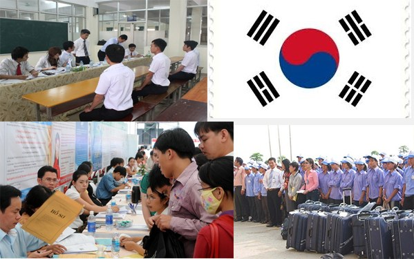 Điều kiện đi xuất khẩu lao động Hàn Quốc