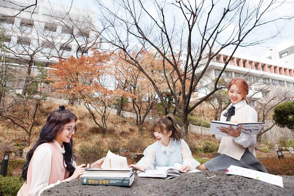 Viện ngôn ngữ tiếng Hàn của trường được rất nhiều sinh viên quan tâm