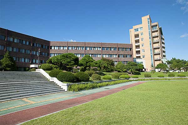 Khuôn viên trường Korea National University of Education