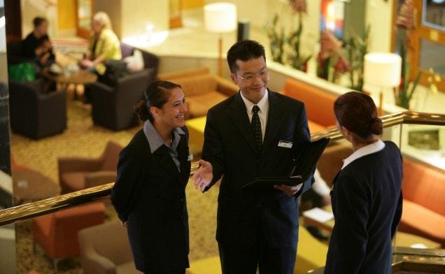 Quản trị khách sạn và du lịch - Sinh viên chọn ngành học nào khi đi học Hàn Quốc