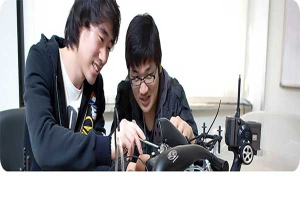 Lựa chọn du học Hàn Quốc trường cao đẳng Ajou Motor