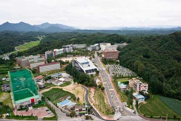 Trường cao đẳng khoa học Andong