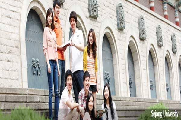 Trường đại học Sejong nổi tiếng với chuyên ngành đào tạo quản trị kinh doang