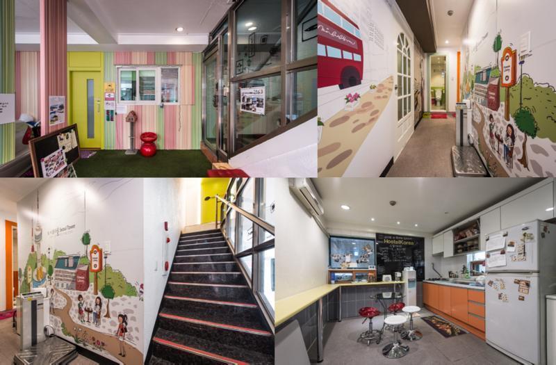 Dạng chung cư bên hàn - Lựa chọn về chỗ ở cho du học sinh tại Hàn Quốc