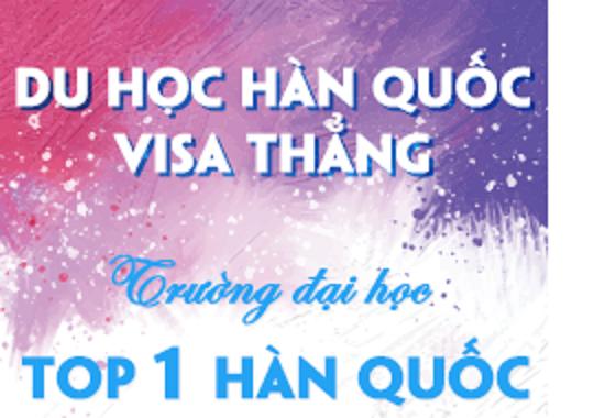 CÁC TRƯỜNG VISA THẲNG HÀN QUỐC