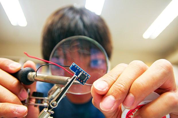 Du học nghề Hàn Quốc ngành điện - Việc làm 100%