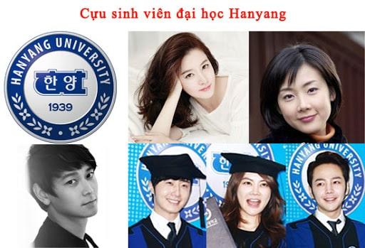 Cựu sinh viên trường đại học Hanyang