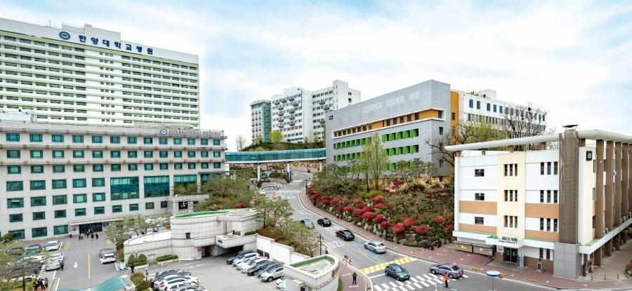 Khuân viên trường đại học Hanyang