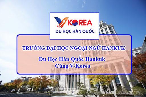 Trường đại học ngoại ngữ Hankuk
