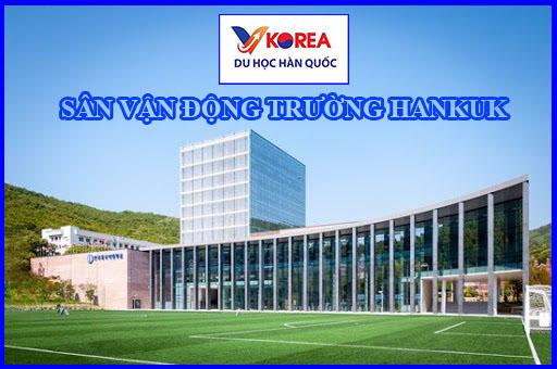 Sân vận động trường đại học ngoại ngữ Hankuk