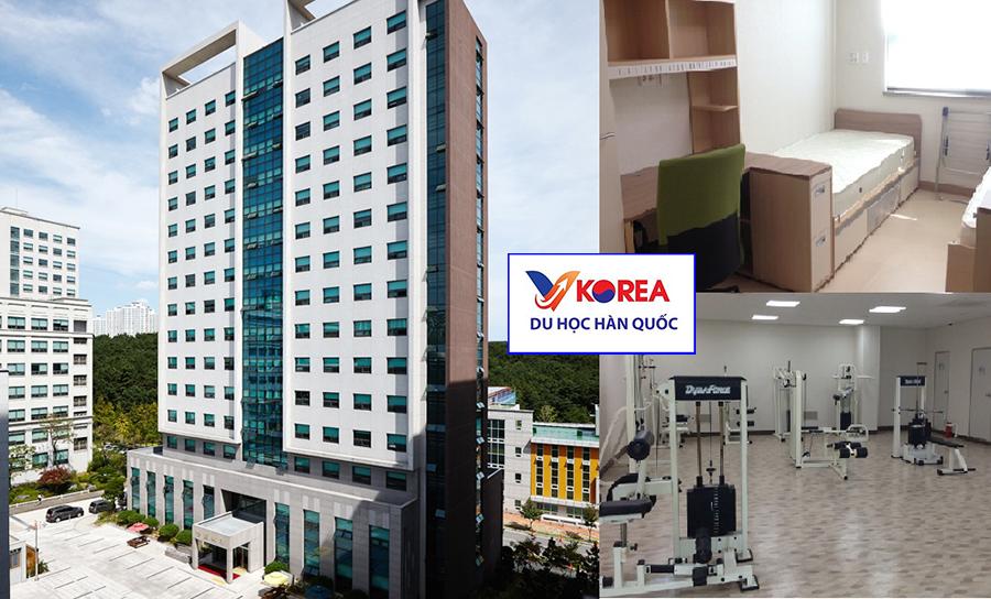 Ký Túc xá đại học Konyang tòa Cheonglim