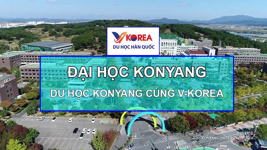 Trường đại học Konyang Hàn Quốc